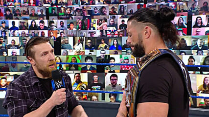 Daniel Bryan challenges Roman Reigns to a title match at Fastlane: SmackDown, Feb. 26, 2021