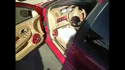 Sema 2007 Arc Car Audio Crystal Sound