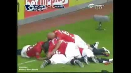 manchester united best moments ever