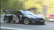 650 коня Mitsubishi Eclipse Gsx - планински шампионат на Чехия 2012