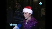 """""""ранобудните студенти"""" посрещнаха 8 декември в Ректората на Су"""