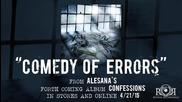 Alesana - Comedy Of Errors