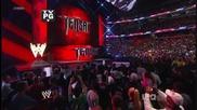 Lord Tensai devastates Yoshi Tatsu - Raw Supershow