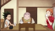 Hunter x Hunter 2011 Episode 37 Bg Sub