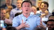 David Cameron Definitely Doesn't Know What FFS Stands For