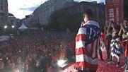 Атлетико Мадрид с подобаващо изпращане за Фернандо Торес