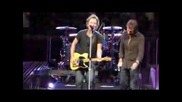 Bruce Springsteen And Bon Jovi - Glory Days