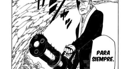 Boruto Manga 19 Es