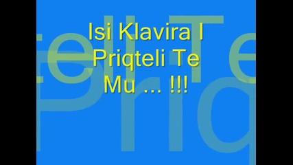 Isi Klavira I Priqteli Te Mu ... !!! { 2012 }