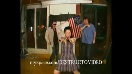 Amy Lee Dancing - Baby One More Time