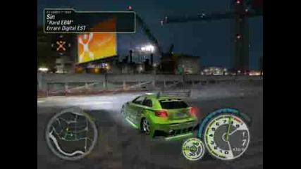 Need For Speed Underground 2 Dance