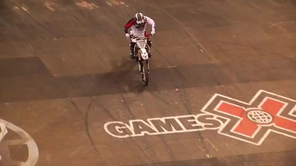 Racer X Films X Games Speed and Style