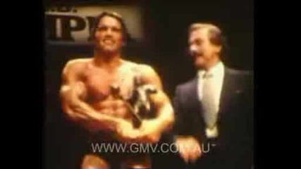 Arnold Schwarzenegger - Early Years from Gmv Bodybuilding