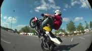 Малко Stunt