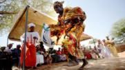 Коледа в Африка
