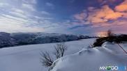 Едно от най-прекрасните чудеса на Майката Природа (полярното Сияние)