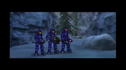 I love the Halo World