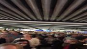 Germany: Frankfurt Airport terminal evacuated after security alert