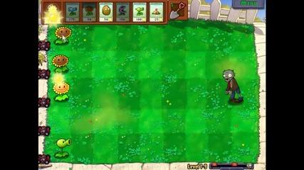 Plants vs Zombies Gameplay 4