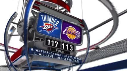 Най-интересното от деня в НБА, 8 януари 2015