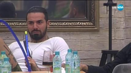 Благой ревнува заради облеклото на Златка - Big Brother: Most Wanted 2018
