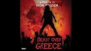Bob Katsionis feat. Peter Ellis - Moonchild ( Iron Maiden cover )