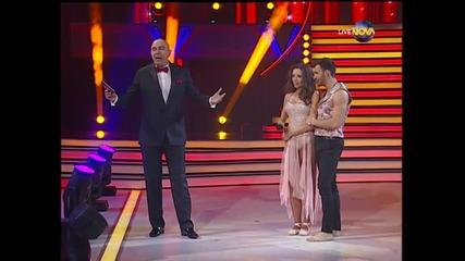 Dancing Stars - Нели и Наско елиминации 2-ри танц (03.04.2014г.)