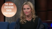 Watch Reese Witherspoon find out Oprah talked smack