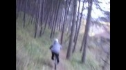 Downhill - Троян - стръмното / технично над Тбс - а / 2ра част