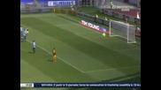 Гол на Валери Божинов за Лече срещу Лацио