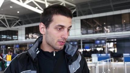 Топ стрелецът на Фени Иван Лилов: Няма да има сантименти срещу Левски