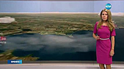 Прогноза за времето (28.07.2016 - централна)
