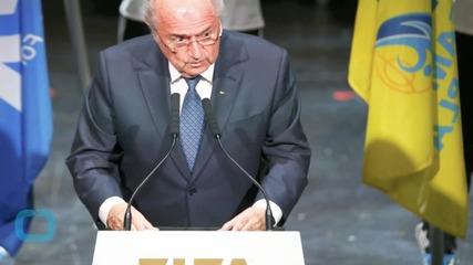 US Soccer Welcomes Sepp Blatter Resignation