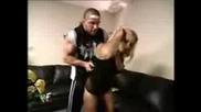 Wwe - Triple H Сбърка позата :d