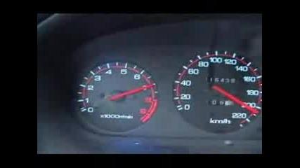 Honda Civic Ek4 Hatchback With Turbobooste