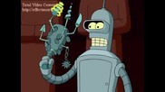 Futurama - S1ep5 - Fear Of A Bot Planet