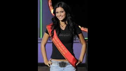 miss belgium - 2009 Zeynep Sever