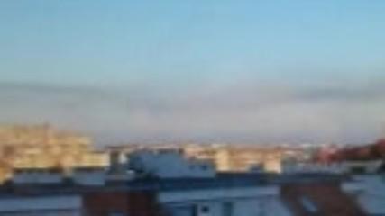 Смог в Бургас -17 октомври 2017 г.