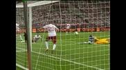 Евро 2012 : Полша 1 - 1 Гърция (робърт Левандовски в 17 минута - Салпингидис в 51 минута) 08.06.2012