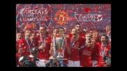 Манчестър Юнаитед отново Шампион на Англия !!! ( 2008 - 2009 )