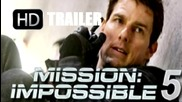 Mission Impossible 5 (2015) trailer Hd
