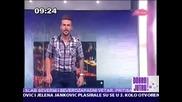 Sasa Kapor - Sipaj ne pitaj - Jutarnji program 2012 - RTV PINK