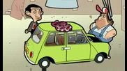 Mr Bean / Scrapping the mini