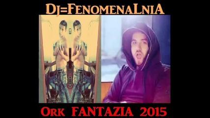 Ork Fantazia - Shampion ft Silver Dj Fenomenalnia Remix