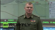 Russia: Russian Defence Ministry confirms brief entry into Turkish airspace