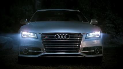 Вампира - Audi S7 ( Реклама )