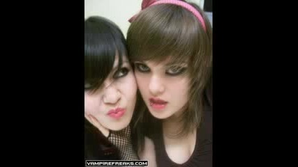 Cool Emo Chicks