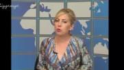 Петър Низамов - Перата или репортера на Бтв пръв напада и блъска? - кадри на Тв Сат Ком, 02.07.2017