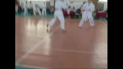 Международно състезание по шотокан карате - до София 2009