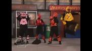 Чиста случайност 3сезон!! Епизод 1 скеч: Skit Helmet Ninjas